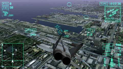 Ace Combat X: Skies of Deception - 05681