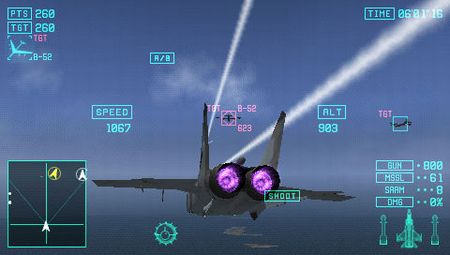 Ace Combat X: Skies of Deception - 05683