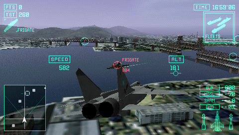 Ace Combat X: Skies of Deception - 05684