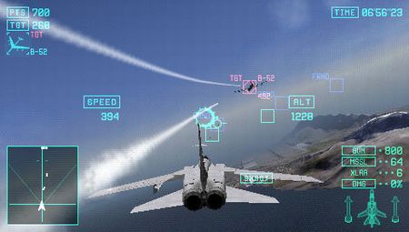 Ace Combat X: Skies of Deception - 05685