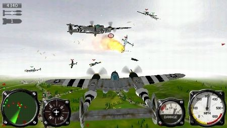 Air Conflicts: Aces of World War II - 11032