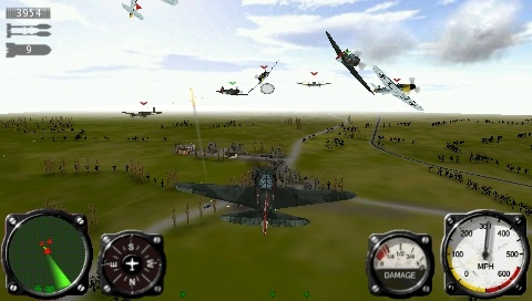 Air Conflicts: Aces of World War II - 11038