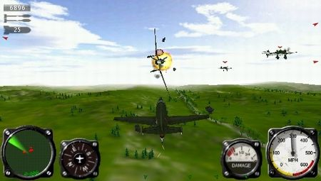 Air Conflicts: Aces of World War II - 11042