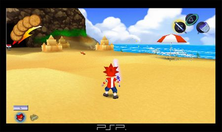 Ape Escape: On The Loose - 00810