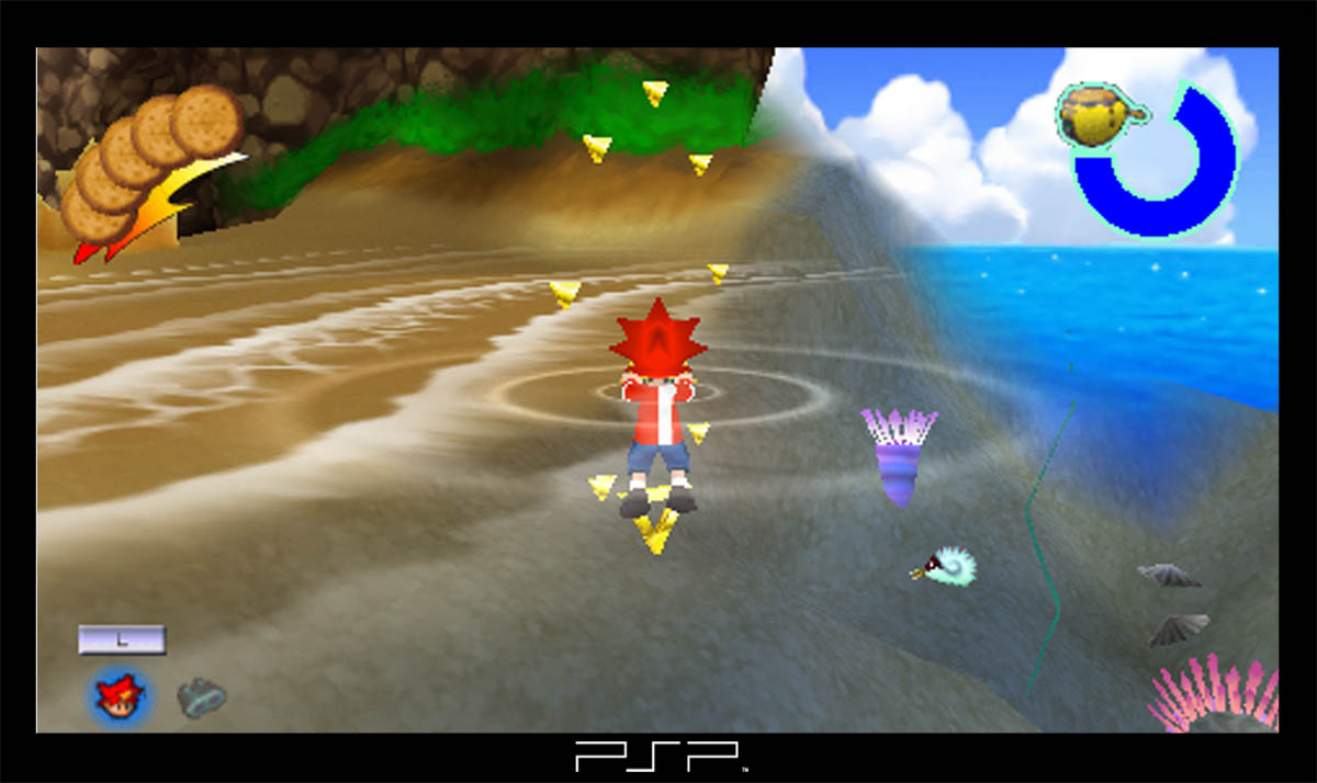 Ape Escape: On The Loose - 00812