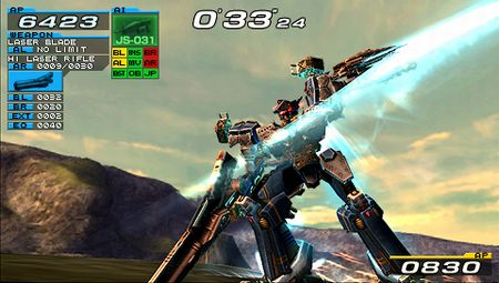Armored Core: Formula Front - 00437