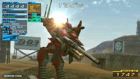 Armored Core: Formula Front - 00433