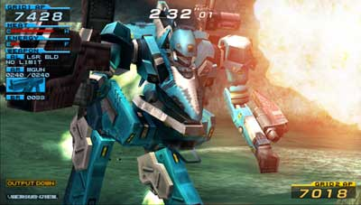 Armored Core: Formula Front - 00431