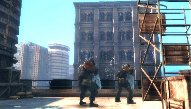 Army of Two: The 40th Day - 11254