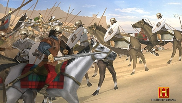 Great Battles of Rome: Present by History Channel - 07810