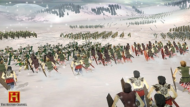 Great Battles of Rome: Present by History Channel - 07811