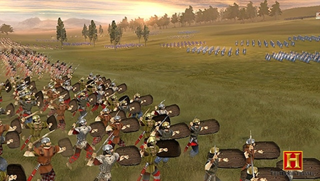Great Battles of Rome: Present by History Channel - 07812