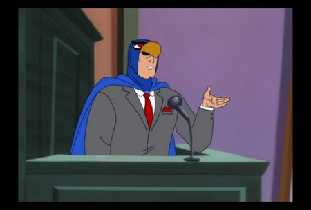 Harvey Birdman: Attorney At Law - 09508