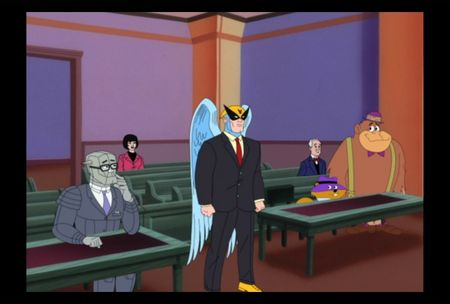 Harvey Birdman: Attorney At Law - 09509