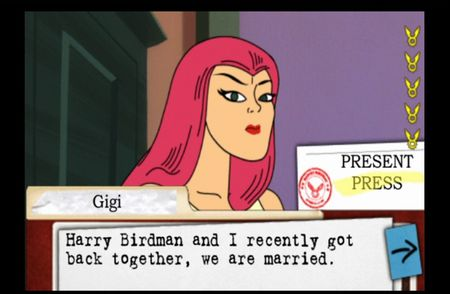Harvey Birdman: Attorney At Law - 09513