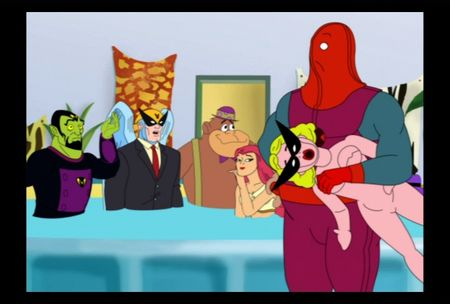 Harvey Birdman: Attorney At Law - 09516