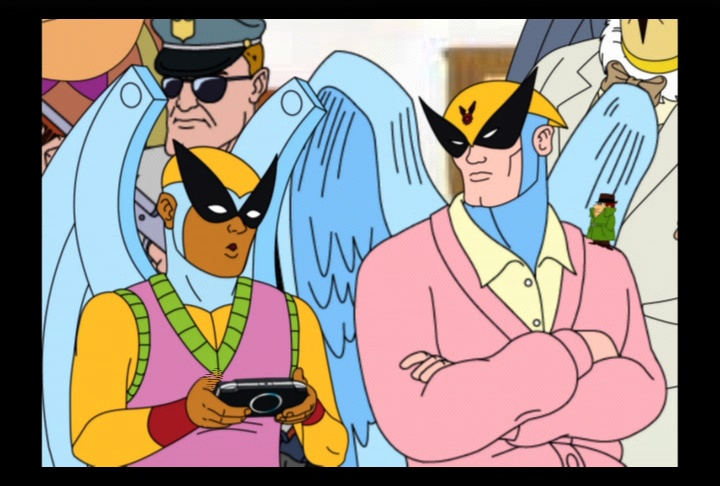 Harvey Birdman: Attorney At Law - 09519