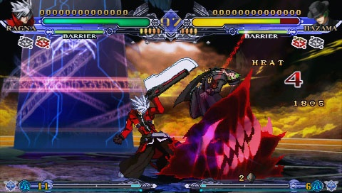 BlazBlue: Continuum Shift II - 12457