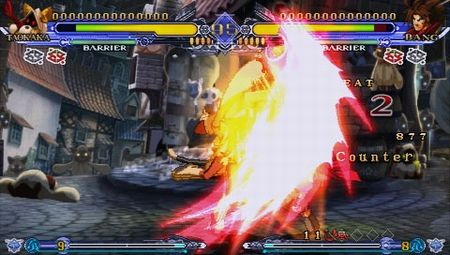 BlazBlue: Continuum Shift II - 12450