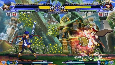 BlazBlue: Continuum Shift II - 12463