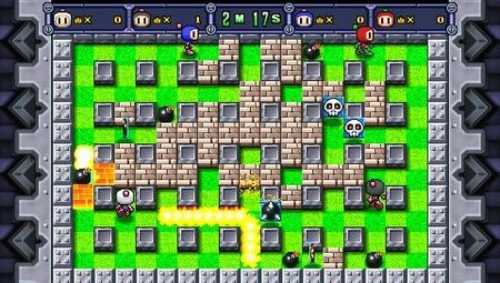 Bomberman Land - 09777