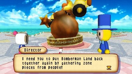 Bomberman Land - 09778