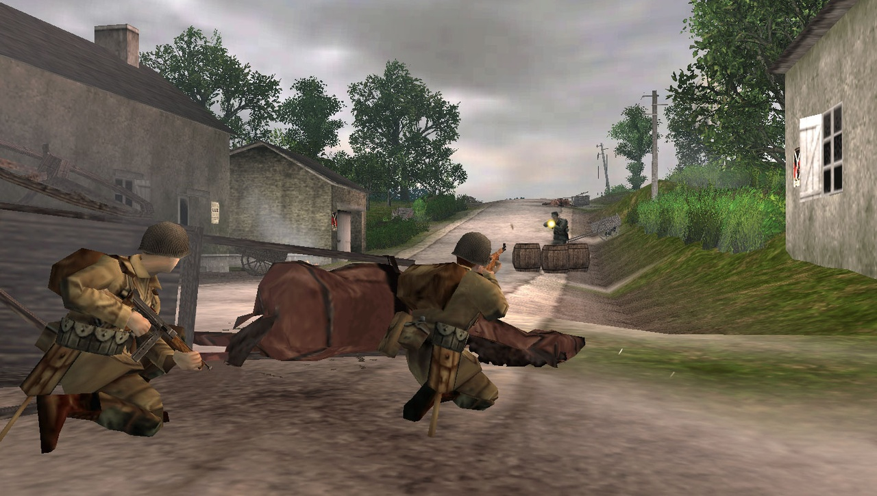 Brothers in arms rus psp скачать торрент