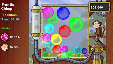 Bubble Trouble - 11756