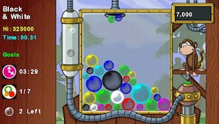 Bubble Trouble - 11757