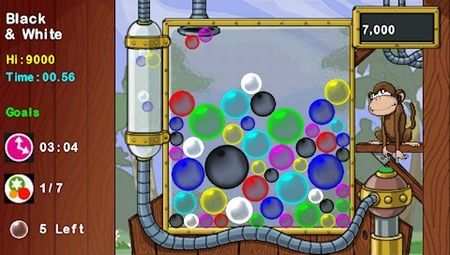 Bubble Trouble - 11758