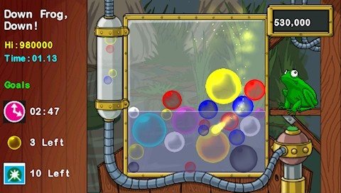 Bubble Trouble - 11761