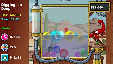 Bubble Trouble - 11763