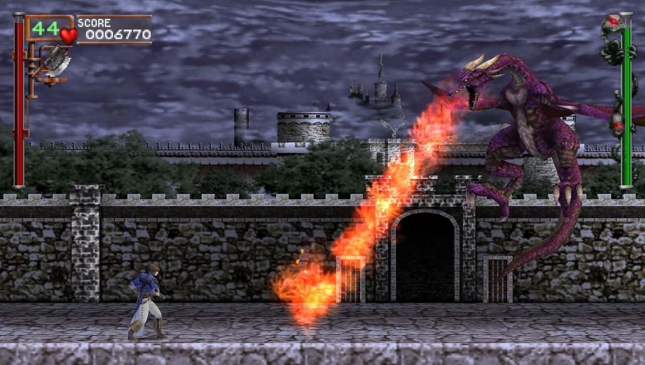 Castlevania: The Dracula X Chronicles - 08317