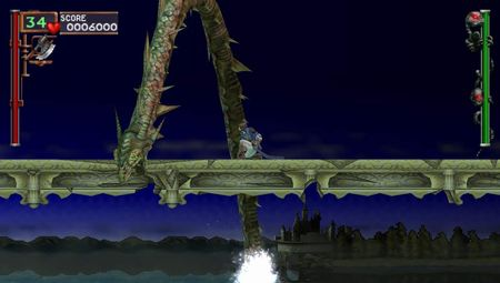 Castlevania: The Dracula X Chronicles - 08321