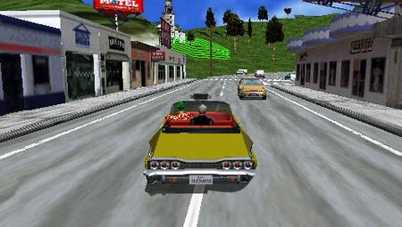 Crazy Taxi: Fare Wars - 08669