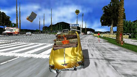 Crazy Taxi: Fare Wars - 08670