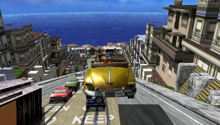 Crazy Taxi: Fare Wars - 08674