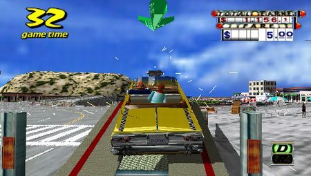 Crazy Taxi: Fare Wars - 08660