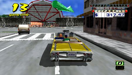 Crazy Taxi: Fare Wars - 08661