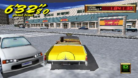 Crazy Taxi: Fare Wars - 08665