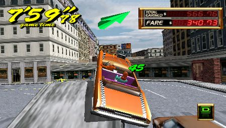 Crazy Taxi: Fare Wars - 08667