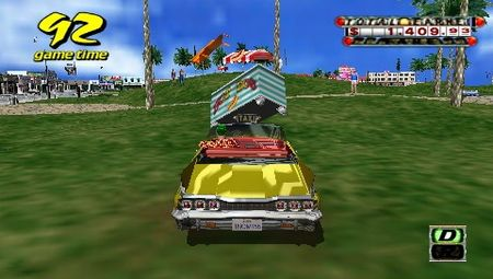 Crazy Taxi: Fare Wars - 08649