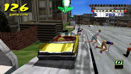 Crazy Taxi: Fare Wars - 08650