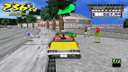 Crazy Taxi: Fare Wars - 08652