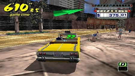 Crazy Taxi: Fare Wars - 08653