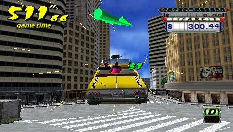 Crazy Taxi: Fare Wars - 08654