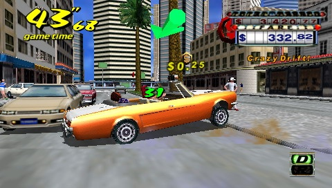 Crazy Taxi: Fare Wars - 08655
