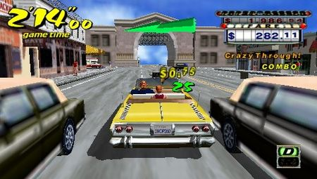 Crazy Taxi: Fare Wars - 08656