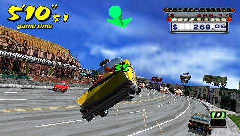 Crazy Taxi: Fare Wars - 08644