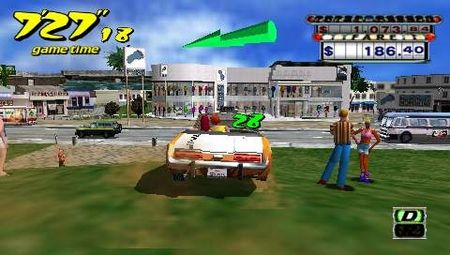 Crazy Taxi: Fare Wars - 08645